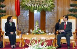 Thủ tướng tiếp Tổng Thanh tra Philippines