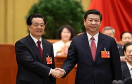 Điện mừng lãnh đạo mới của Nhà nước Trung Quốc