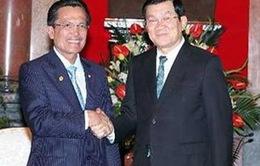 Tăng cường hợp tác thương mại Việt Nam - Brunei