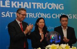 Việt Nam chính thức có Hệ thống giám sát TTCK