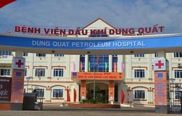 Bệnh viện Dầu khí Dung Quất tự ý tăng phí dịch vụ