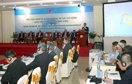 Hội thảo Á - Âu về quản lý nguồn nước