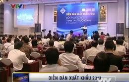 """""""Xuất khẩu 2013: Đối thoại cùng tham tán thương mại"""""""