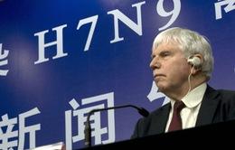 WHO chưa cảnh báo đặc biệt về cúm H7N9