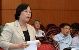 Ủy ban TVQH thảo luận dự thảo Luật Việc làm