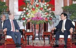 Việt Nam coi trọng quan hệ truyền thống với Slovakia