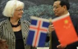 Trung Quốc ký FTA với quốc gia EU đầu tiên