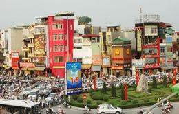 Hà Nội: Xin ý kiến chuyên gia về phương án xây cầu vượt