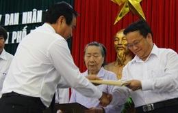 Đà Nẵng: Trao trả kỷ vật cho 100 cán bộ đi B