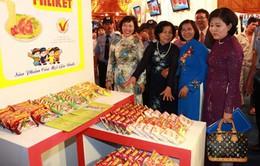 650 gian hàng tại Hội chợ hàng Việt Nam chất lượng cao 2013