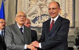 Thủ tướng Italy thành lập Chính phủ mới