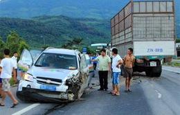 Ngày đầu kỳ nghỉ Lễ: 41 vụ tai nạn, 15 người chết