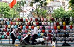 Khoảng 46% mũ bảo hiểm Việt Nam đạt chuẩn
