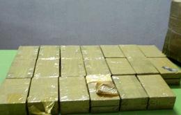 Quảng Ninh: Bắt đối tượng vận chuyển 40 bánh heroin