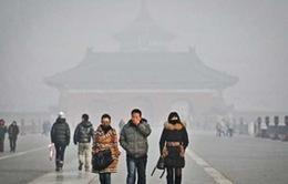 Trung Quốc: Ô nhiễm môi trường ngày càng nghiêm trọng