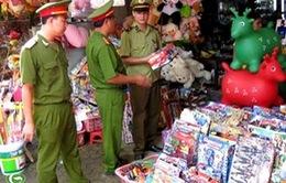 Thanh tra diện rộng chất lượng đồ chơi trẻ em