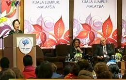 Việt Nam dự Hội nghị Phụ nữ Thượng đỉnh Toàn cầu