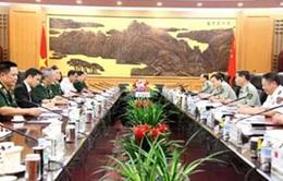 Quân đội Việt -Trung xây dựng lòng tin chiến lược