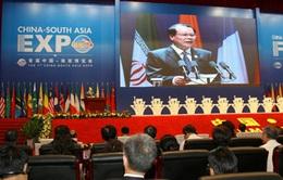 Việt Nam dự Hội chợ Trung Quốc-Nam Á lần I