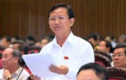 Quốc hội thảo luận Luật thực hành tiết kiệm