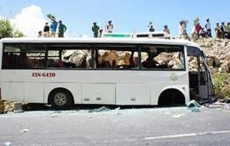 Bộ GTVT chỉ đạo khắc phục hậu quả tai nạn ở Khánh Hòa