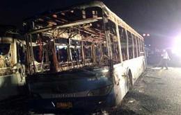 Trung Quốc: 48 người thiệt mạng trong vụ cháy xe buýt