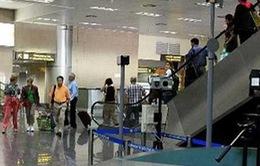 Cháy dữ dội tại nhà ga Sân bay quốc tế Nội Bài