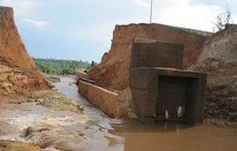 Vỡ đập thủy điện Ia Krêl 2 gây lũ quét