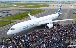 Airbus thử nghiệm thành công máy bay A350
