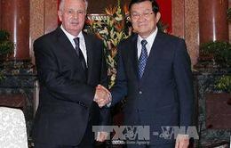 Việt Nam ủng hộ đầu tư vào vùng Viễn Đông