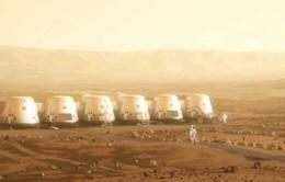 """Chuyến đi một chiều lên sao Hỏa vô cùng """"hút khách"""""""