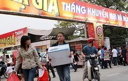 Tháng 11, Hà Nội có 1.000 điểm bán hàng giảm giá