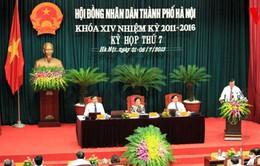 HĐND Hà Nội lấy phiếu tín nhiệm 18 chức danh