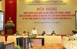 Kiểm điểm lãnh đạo 3 địa phương về tình hình tệ nạn mại dâm