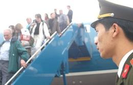 74 vụ việc vi phạm an ninh hàng không