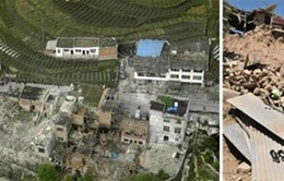 Trung Quốc: 8 thị trấn vùng động đất bị cô lập