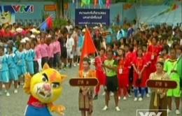 Tù nhân Thái Lan hào hứng với giải đấm bốc