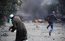 """Chính trường Ai Cập vẫn """"nóng"""""""