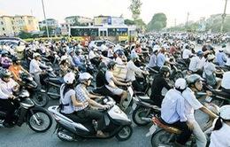 """Phí đường bộ xe máy: Hà Nội vẫn """"án binh bất động"""""""