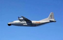 Máy bay Trung Quốc bay qua vùng biển Nhật
