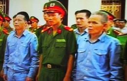Xử phúc thẩm vụ án Đoàn Văn Vươn: Y án 4 bị cáo