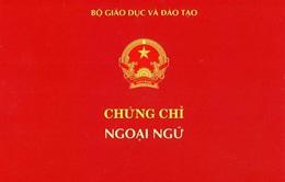 Khánh Hòa: Xem xét lại hàng trăm chứng chỉ ngoại ngữ