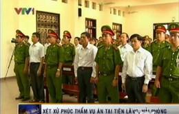 Nguyên Phó Chủ tịch huyện Tiên Lãng được giảm án