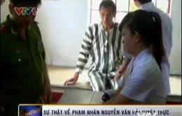 Không có chuyện phạm nhân Nguyễn Văn Hải tuyệt thực