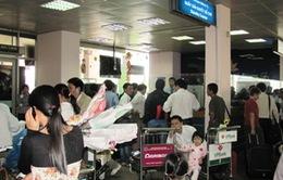 Hàng không Việt Nam hủy hàng loạt chuyến bay