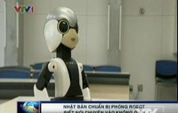 Nhật đưa robot biết nói lên vũ trụ