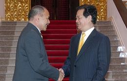 Thúc đẩy hợp tác toàn diện Việt Nam - New Zealand