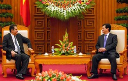 Thủ tướng Nguyễn Tấn Dũng tiếp Đại sứ Cuba