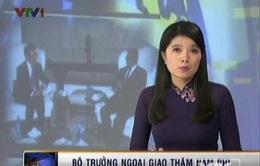 Nam Phi coi Việt Nam là người bạn tin cậy