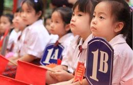 Bộ Giáo dục khuyến khích không chấm điểm học sinh lớp 1